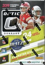 2019 Donruss Optic Football NFL Trading Cards Blaster Box Rookies & Parallels +
