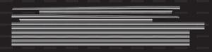 Holden VH SL/E SLE SL E Pinstripes Decals Stripes Stickers - Silver