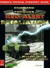 Command and Conquer: Red Alert Retaliation Strategy Guide by Prima **USED**