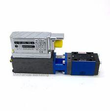 Bosch Rexroth DREBE 6X-1X/310MG24K31F1M Proportional Pilot Operated Valve
