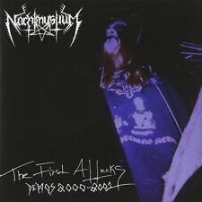 NACHTMYSTIUM - The First Attacks Demos 2000-2001 - CD - Neu OVP - Black Metal