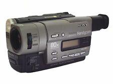 Sony handycam ccd-tr913e hi8 videocámara - 8mm video camera grabador