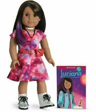 American Girl LUCIANA VEGA DOLL and BOOK Girl of the Year Astronaut 2018 NEW SDB