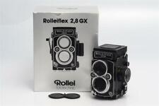 Rollei Rolleiflex 2.8GX  DUMMY ATTRAPPE w. 2.8/80mm Planar & Box