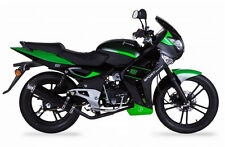 JUNAK 901 SPORT NAKED BIKE 50ccm 4-Takt Motorrad Moped Mokick 3 Farben NEU