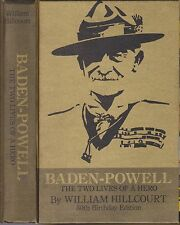 Baden-Powell Two Lives of a Hero Hillcourt 1981 HC Boy Scouts