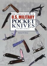 2015 Vintage US Military Pocket Knives c1800s Up Collector Guide Michael Silvey