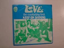 "LOVE:(w/Arthur Lee & Hendrix)Keep On Shining-France 7"" 71 Blue Thumb Records PSL"