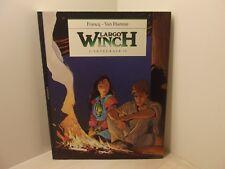 Largo Winch par Francq & Van Hamme L'intégrale 2 Niffle N&B EO 1999