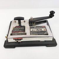 SHARGIO CIG-A-MATIC Used Cigarette Rolling Machine