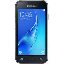 "SAMSUNG GALAXY J1 MINI BLACK OPTUS LOCKED 4G 4"" QUAD-CORE 8GB ANDROID SMARTPHONE"