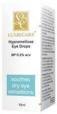 Lumecare Hypromellose Eye Drops 0.3% 10ml