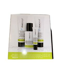 Mary Kay Clear Proof Acne System The Go Set Travel Size New In Box