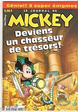 LE JOURNAL DE MICKEY n°2513 ¤ 2000 ¤ DEVIENS CHASSEUR DE TRESORS