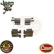 Brake Caliper Akebono pad spring clips Jeep Grand Cherokee 99-04 5093185