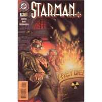 Starman (1994 series) #9 in Near Mint condition. DC comics [*lp]