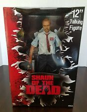 "Neca 12"" Shaun of the Dead Talking Figure"
