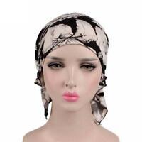 Turban Beanie Baggy Head Hair Wrap Hat
