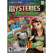 Mysteries In Paradise PC Games Windows 10 8 7 XP Computer 10 game seek find NEW