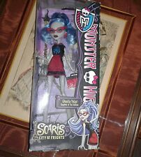 ***MONSTER HIGH GHOULIA YELPS**DAUGHTER OF THE ZOMBIES**SCARIS CITY OF FRIGHTS**