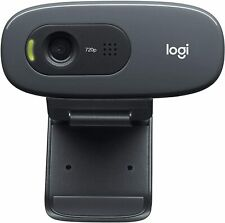 New listing Logitech C270 Desktop or Laptop Webcam, Hd 720p Widescreen for Video Calling and