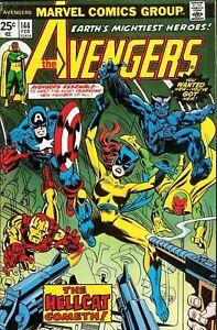 Avengers #144 VF
