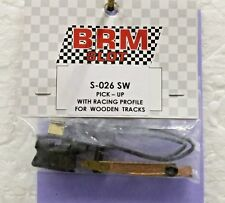 Brm S-026 Sw Guide Blade For Wooden Track New 1/24 Slot Car Part