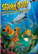 SCOOBY-DOO! MYSTERY INCORPORATED: SEASON 2, PART 1 - DANGER IN THE DEEP USED - V