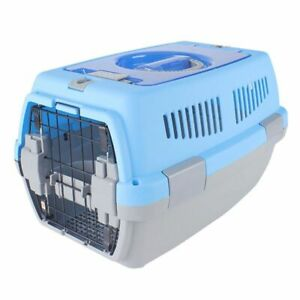 Cat Pet Carrier Transport Bag Carrying Case Breathable Big Space Outdoor Travel