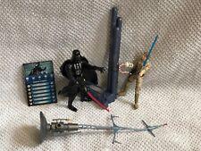 Star Wars-Luke Skywalker & Darth Vader Figuras -: Bespin Duel-Lfl-HASBRO -