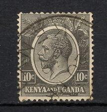 (YYAC 175) British East Africa 1927 USED KUT Kenya Uganda