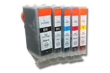 15 CARTUCCE CANON MP500,510,600,800,810,950,960, IP3300,3500,4000,4500,5200,5300