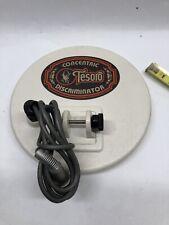 Tesoro 7 Inch Concentric Discriminator Coil For Metal Detector