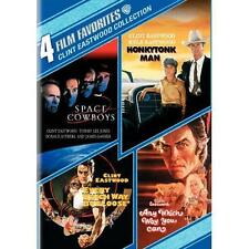 4 FILM FAVORITES CLINT EASTWOOD COMEDY (DVD, 2008) NEW