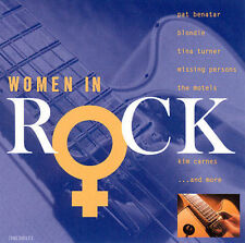 Women in Rock [EMI-Capitol] Various (CD, 2001) New, Factory Sealed!