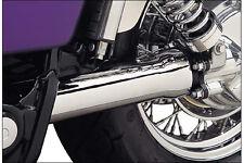 HONDA VTX1300 and VTX1800 Chrome Shaft Cover (COBRA 06-0650) - All Models: C/R/S