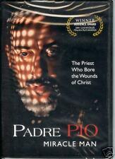Padre Pio: Miracle Man - NIB DVD Sergio Castellitto