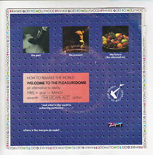 """FRANKIE GOES TO HOLLYWOOD Vinyle 45T SP 7"""" WELCOME TO THE PLEASUREDOME - ISLAND"""