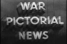 WAR PICTORIAL NEWS 1944 NEWSREELS COLLECTION RARE DVD