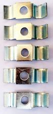 BRAKE PIPE CLIP CLIPS ACCEPTS 3/16 & 5/I6 EACH SIDE