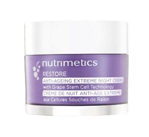 Nutrimetics Restore Anti-Ageing Extreme Night Creme 60ml