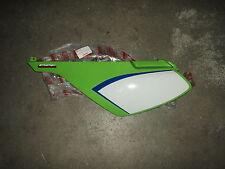 Derbi Senda R AÑO 2000 Carenado izquierdo verde Original 00H00527702
