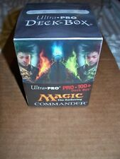 Ultra Pro Pro-100+ Riku of Two Reflections Commander Deck Box with Divider