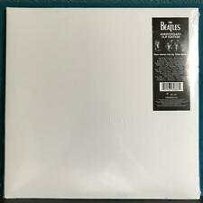 BEATLES WHITE ALBUM~SEALED 2018 2-LP ANNIVERSARY EDITION~POSTER~PICTURES~MARTIN