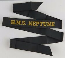 Cap Tally HMS Neptune - new
