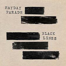 Mayday Parade - Black Lines [New CD]