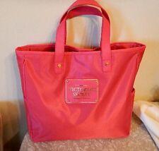 """New  VICTORIA'S SECRET """"Hot Pink"""" Tote Bag  New"""