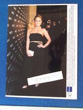 "Original Press Photo - 8""x6"" - S CLUB 7 - Rachel Stevens - 2009 - A"