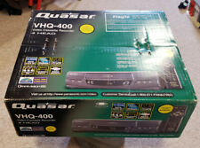 Quasar Vhq-400 4 Head Omnivision Vcr Video Cassette Recorder Vhs New Unopened!