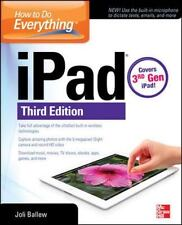 How to Do Everything: iPad, 3rd Edition: covers 3rd Gen iPad-ExLibrary
